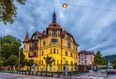 American embassy in Slovenia, Ljubljana Royalty Free Stock Photography
