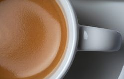 American espresso coffee Stock Images