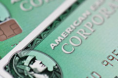 American Express Photos stock