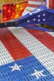 American fairground Stock Image