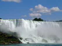 American Falls. American Niagara Falls at USA border Stock Photography