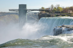 American Falls royalty free stock photos
