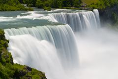 American Falls Royalty Free Stock Image