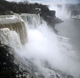 American Falls - Niagara Royalty Free Stock Image