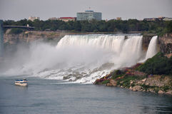 American Falls of Niagara Falls Royalty Free Stock Photography
