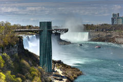 American Falls - Niagara Falls, New York Stock Photography