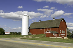 American farm for sale royalty free stock photography