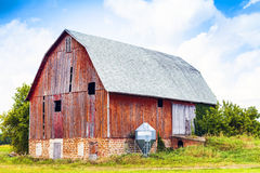 American Farmland Royalty Free Stock Photo