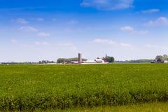 American Farmland Royalty Free Stock Image