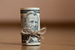 American Fifty Dollar Bills Stock Photos