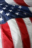 American flag. Picture of the stars and stripes Royalty Free Stock Images