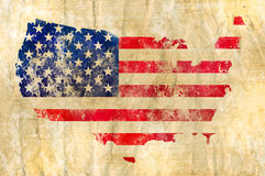 Free American Flag Royalty Free Stock Photos - 26658448