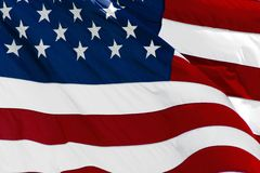 Free American Flag Royalty Free Stock Images - 3189569
