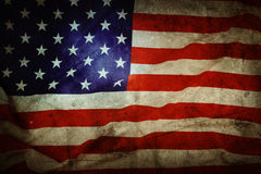 Free American Flag Royalty Free Stock Images - 37795009