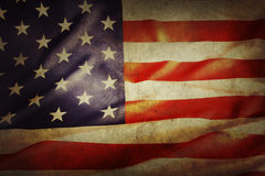 Free American Flag Royalty Free Stock Photography - 37795067
