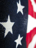 American Flag. Proud to be an American Royalty Free Stock Images