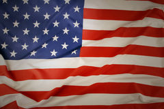 Free American Flag Royalty Free Stock Photography - 39454337