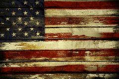 Free American Flag Royalty Free Stock Photo - 43697815