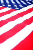 American Flag. Flag royalty free stock photography