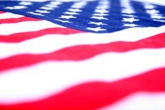 American Flag. Flag royalty free stock photos