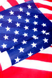 The American Flag Stock Image