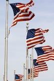 American Flag Royalty Free Stock Photos