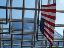 american flag στοκ εικόνες
