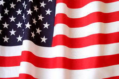 Free American Flag Royalty Free Stock Images - 8661429