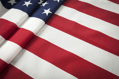 American Flag Abstract Stock Images