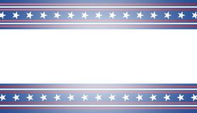American flag background,illustration. American flag background,best illustration Royalty Free Stock Photography
