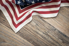American flag background. stock photography