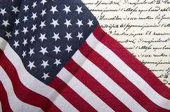 American Flag Background 2 Royalty Free Stock Images
