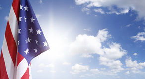 American flag Stock Photos