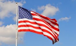 Accurate American Flag Stock Images