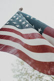 American Flag in Close Up Photography Stock Photos