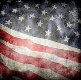 American flag Royalty Free Stock Images