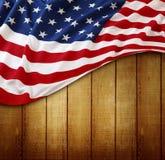 American flag Stock Image