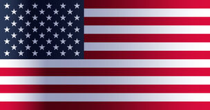 American Flag Day Royalty Free Stock Photography