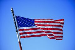 Old Glory Stock Photography