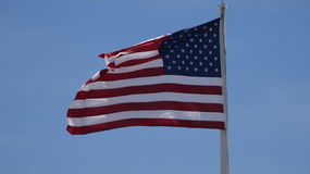 American Flag Freedom Royalty Free Stock Photography