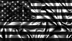 American flag grunge Stock Photos