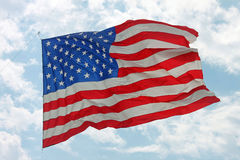 American Flag Kite Royalty Free Stock Image