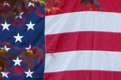 An American Flag Royalty Free Stock Photos