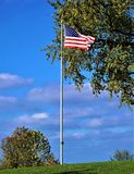 Glorious Old Glory Royalty Free Stock Image