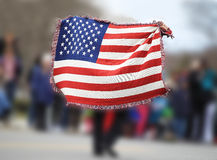 American Flag Stock Photography