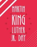 Martin luther king jr day vector illustration