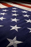 American Flag Series Three Royalty Free Stock Images