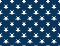 Free American Flag Stars - Seamless Pattern Non Textured Stock Photos - 109087533