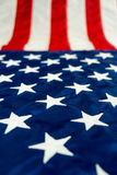 American Flag Stars and Stripes Stock Photo