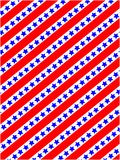 American flag symbols stylized striped background stock photos